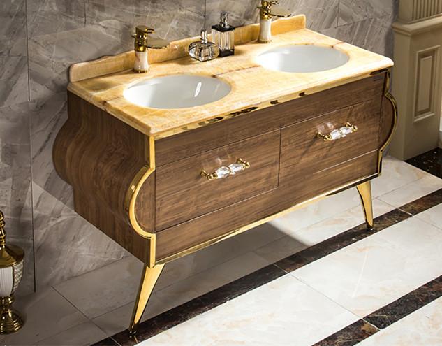 鑫广意金属酒店洗手台的材质和制作工艺简介让您更放心
