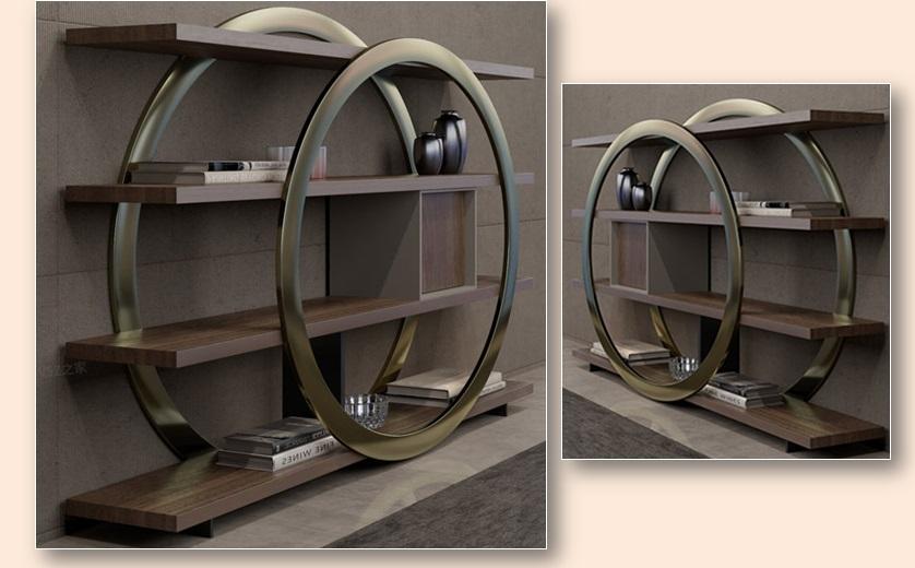 不锈钢书架有多种颜色选择拥有鑫广意书柜就有了通往精神世界的阶梯