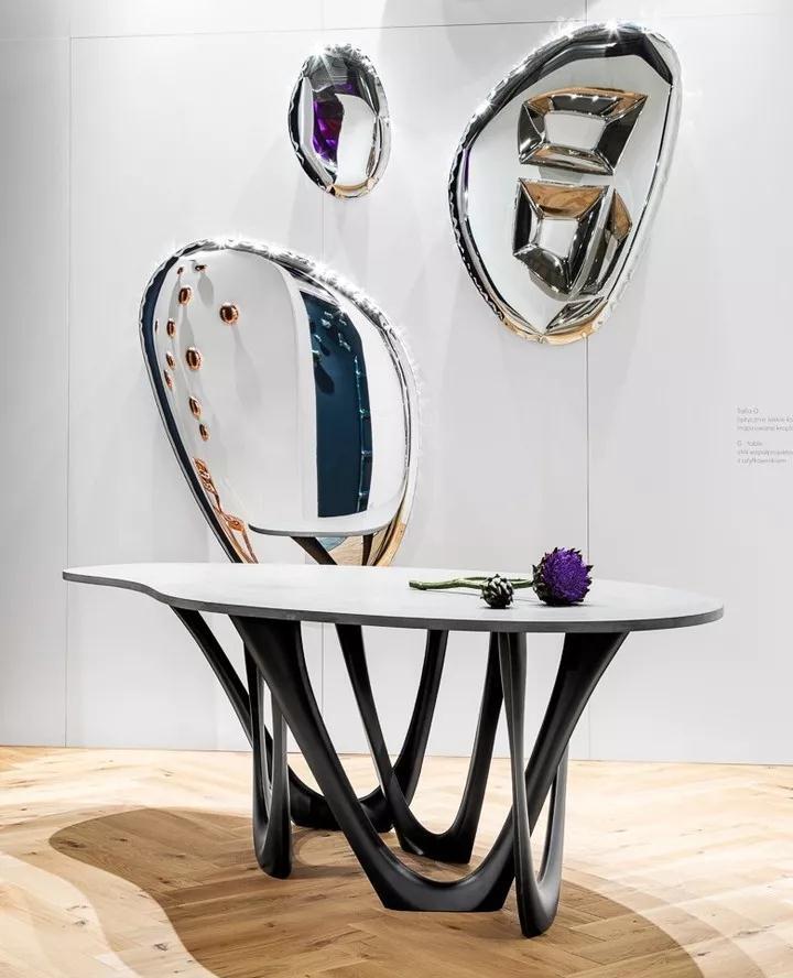 金属餐桌椅子【鑫广意】设计别具一格自然而富有美感再忙也要用心生活