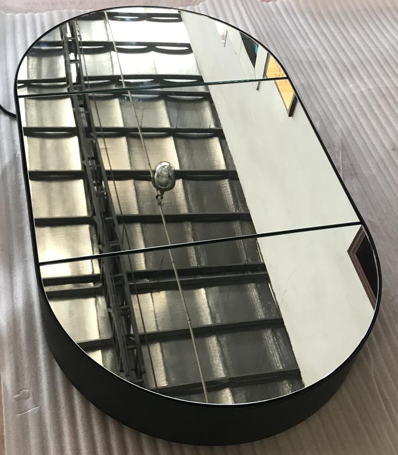 鑫广意金属镜柜档次高柜体比较厚稳固结实具有5大优点获得科勒认可指定代工