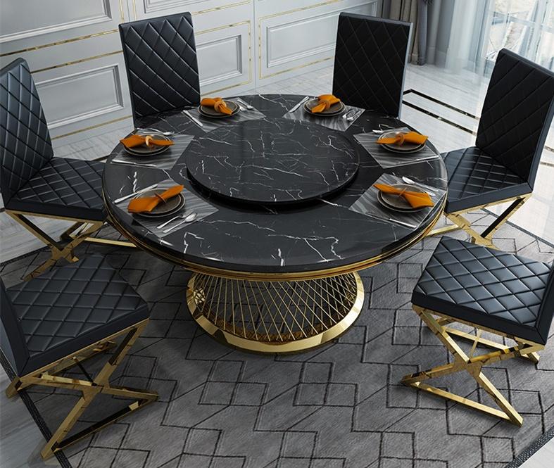 广东manbetx体育 厂鑫广意不锈钢餐椅餐桌让诗意居栖成为一个时代可实现的梦想