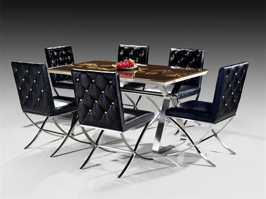 鑫广意不锈钢餐厅manbetx体育 为使用者提供舒适便捷之余一桌一椅之间透露艺术品般的存在