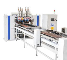 冰箱、空調冷凝器生產線成套設備