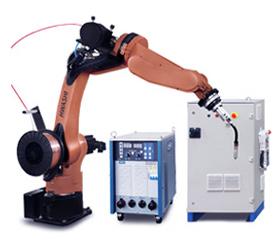 中空焊接機器人