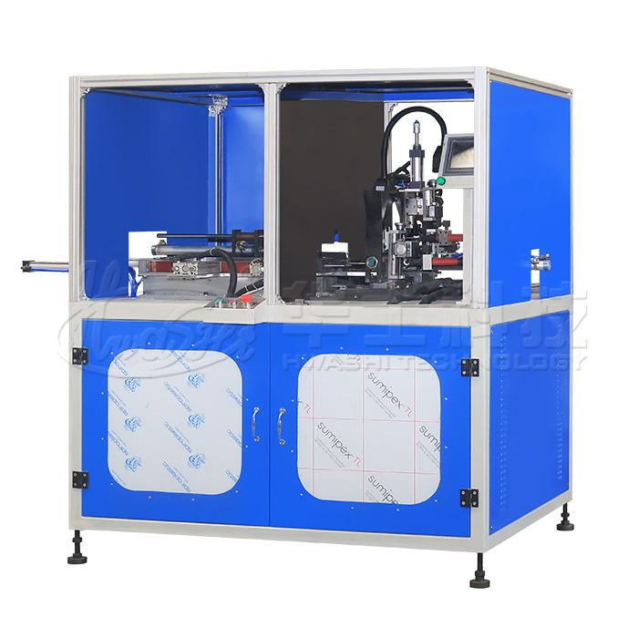 變壓器EI片自動移動焊機