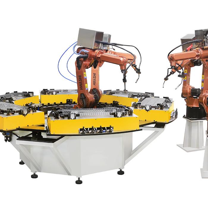 置物架焊接機器人