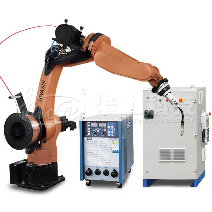第二代焊接機器人