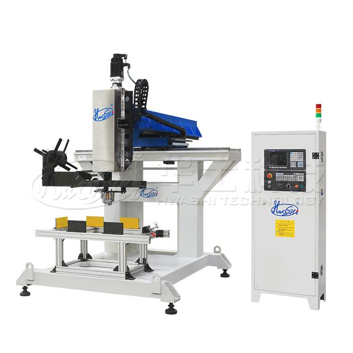 CNC自動壓條機