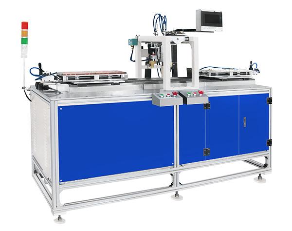 晶振主动走子焊机