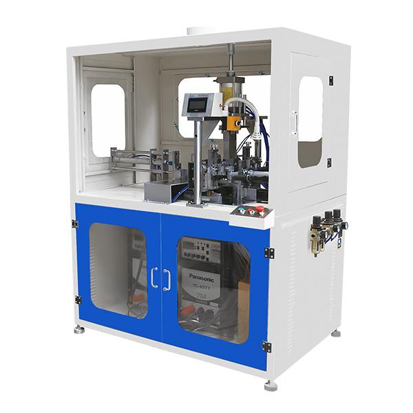 EI矽钢片主动氩弧焊机
