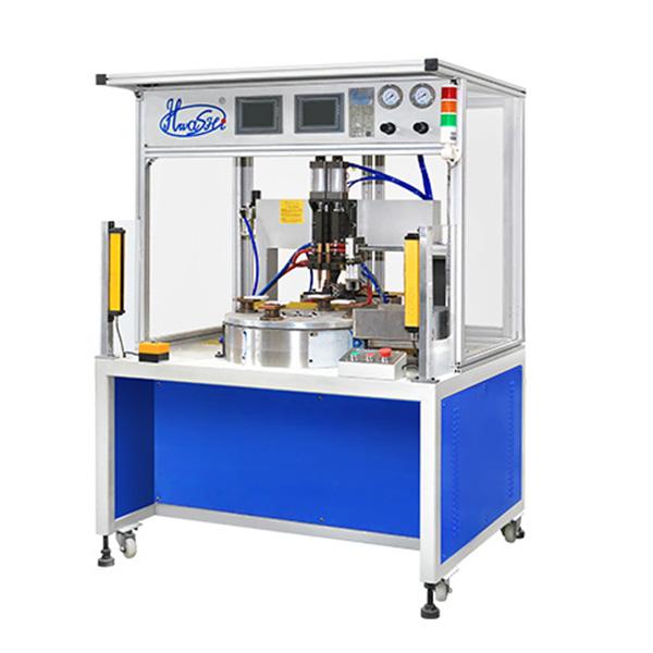电熨斗引线主动纺焊机