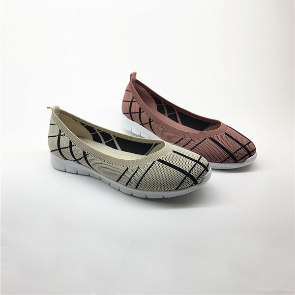 飞织舒适鞋