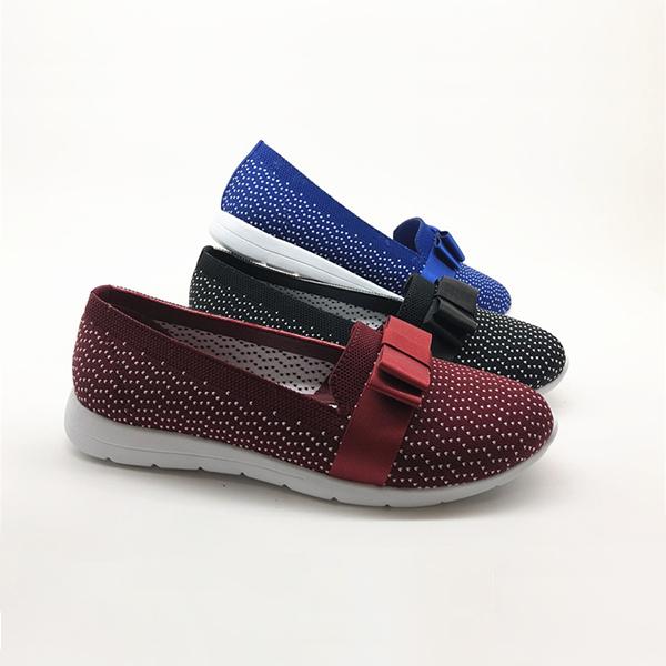 飞织休闲舒适鞋