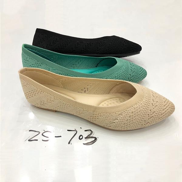 飞织女单鞋