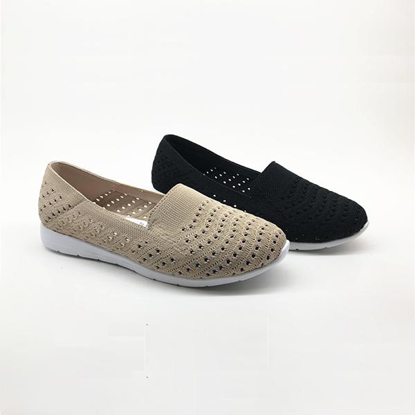 飞织镂空单鞋