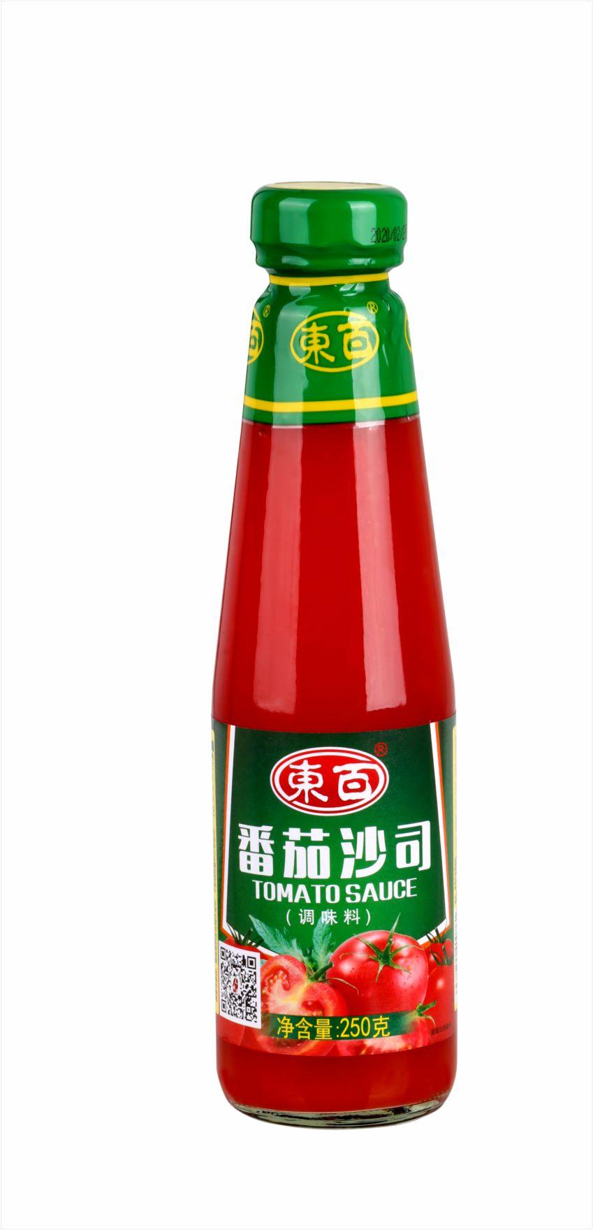 东百蕃茄沙司250ml