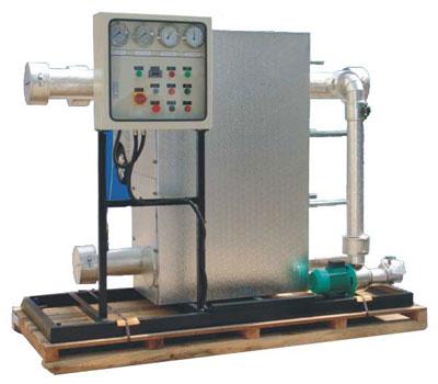 Ice water unit