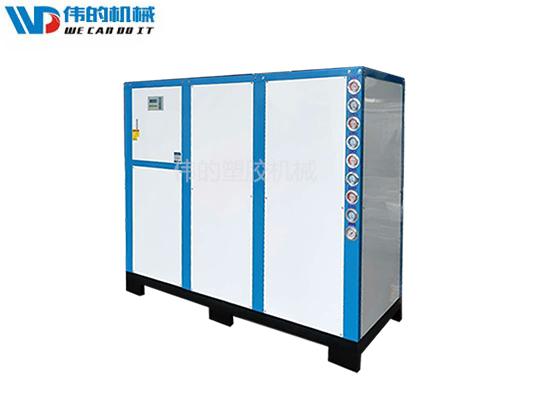 工业冷水机水循环系统处理过程