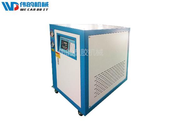 如何给工业冷水机压缩机接电源
