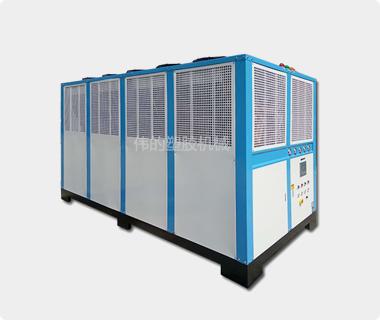 80HP风冷式冷水机