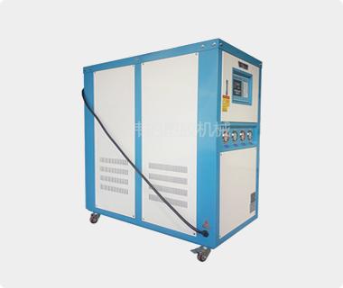 10HP水冷式冷水机更新