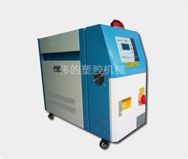 Oil transport mold temperature machine