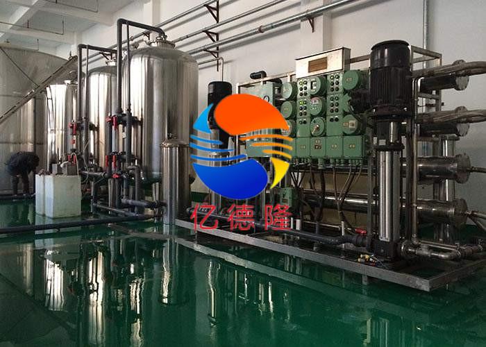 RO设备使用过滤器 水箱