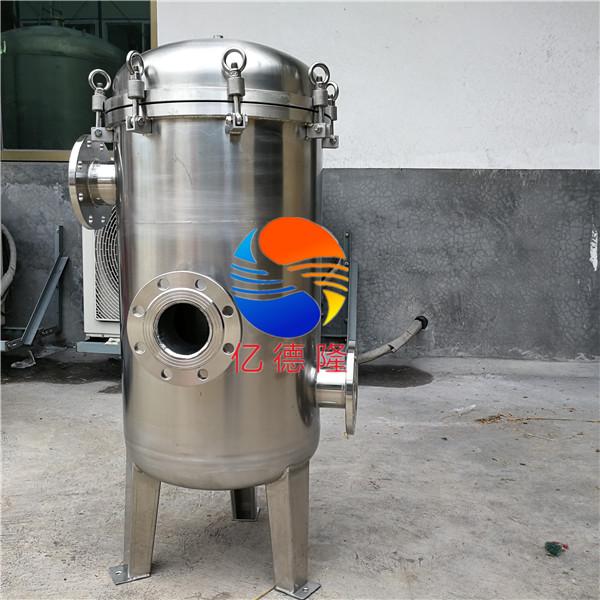 不锈钢滤筒过滤器  φ500mm