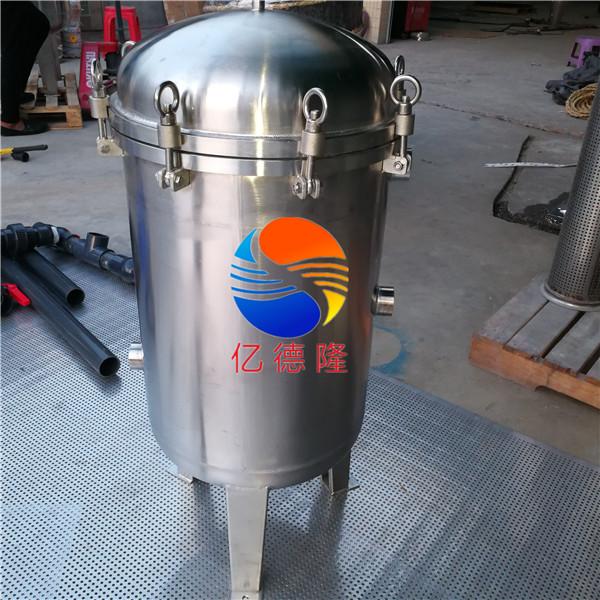 不锈钢滤筒过滤器 φ400mm