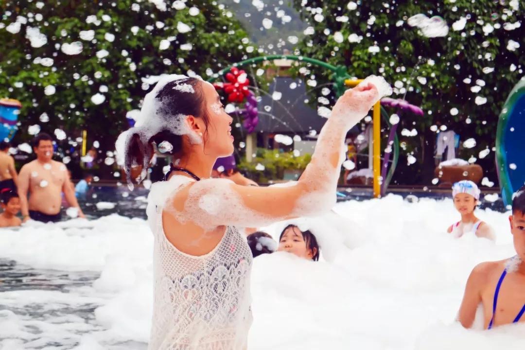 【开学前必备】399元/2人!抓住暑假尾巴,玩转南昆山大观园!