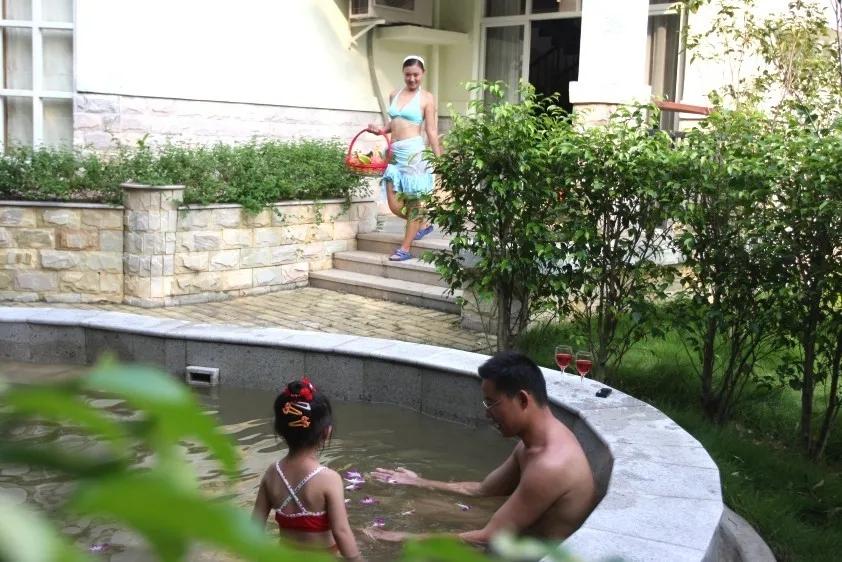 一户一池丨大观园自驾福利,独享私家温泉!