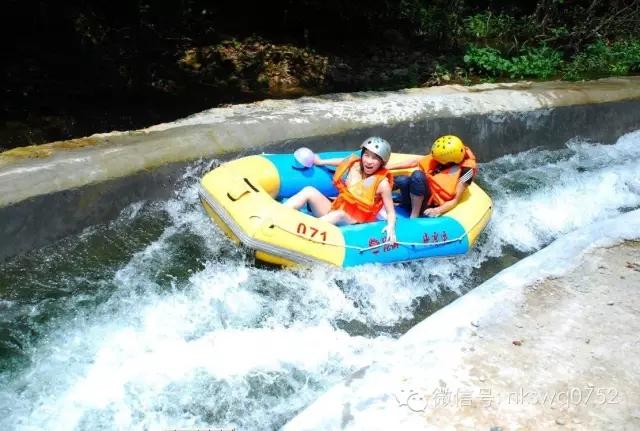 5月1日大观园昆山峡漂流激情开漂,五一订房有优惠,玩转漂流、水上乐园!