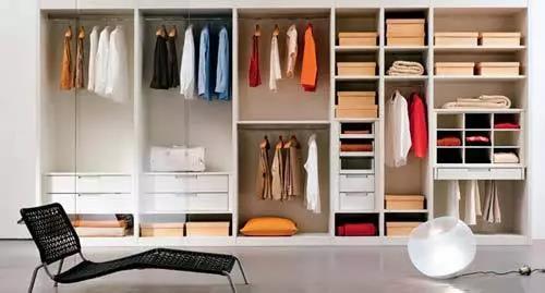 挑尺寸,选材质,去甲醛;定制衣柜的这些事你了解吗?