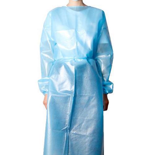 一次性蓝色手术服