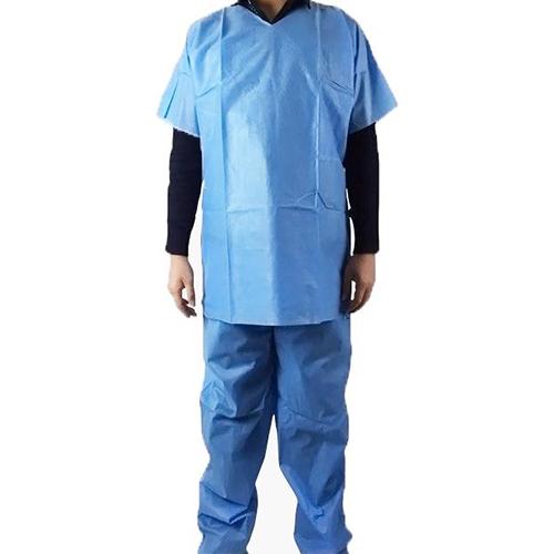 一次性手术使用分体隔离衣