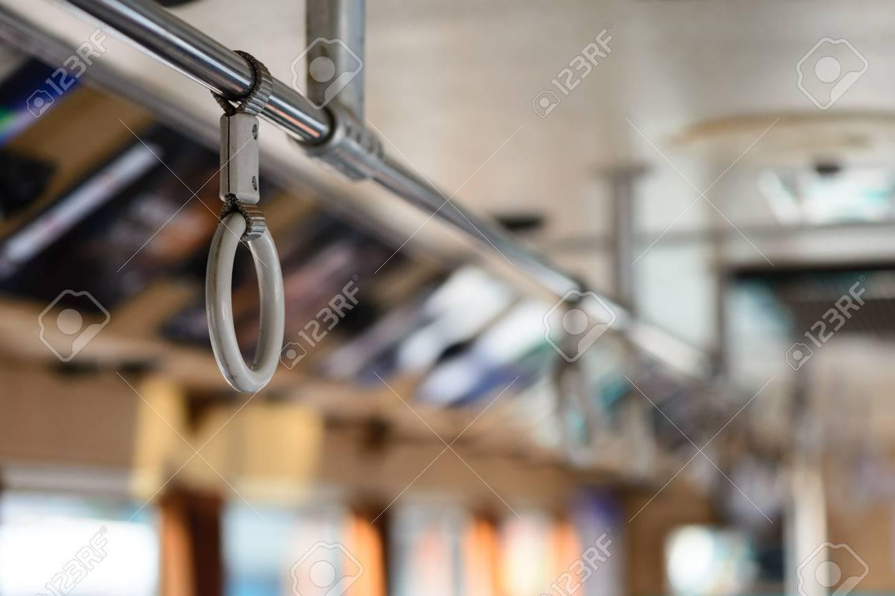 bus handle bar