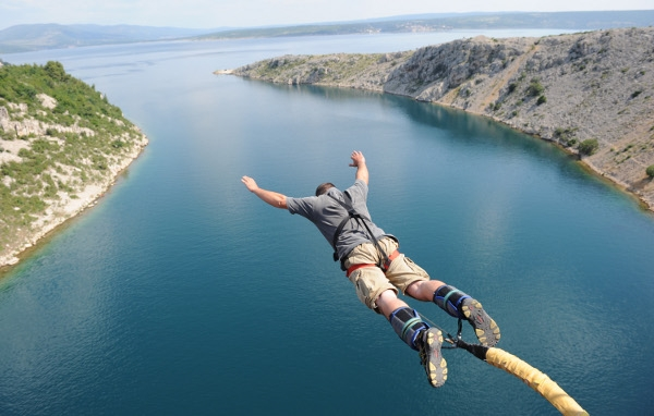 Bungee Jumping strap