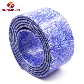 Blue elegant TPU coated nylon webbing wholesale