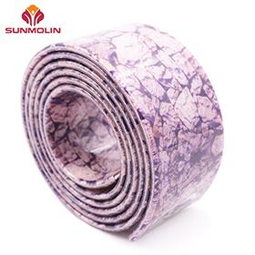 Fashion TPU / PVC coated webbing straps for belt