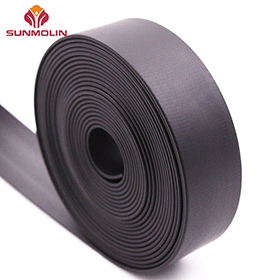 matte tpu coated webbing