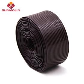 Dark purple elastic tpu webbing strap