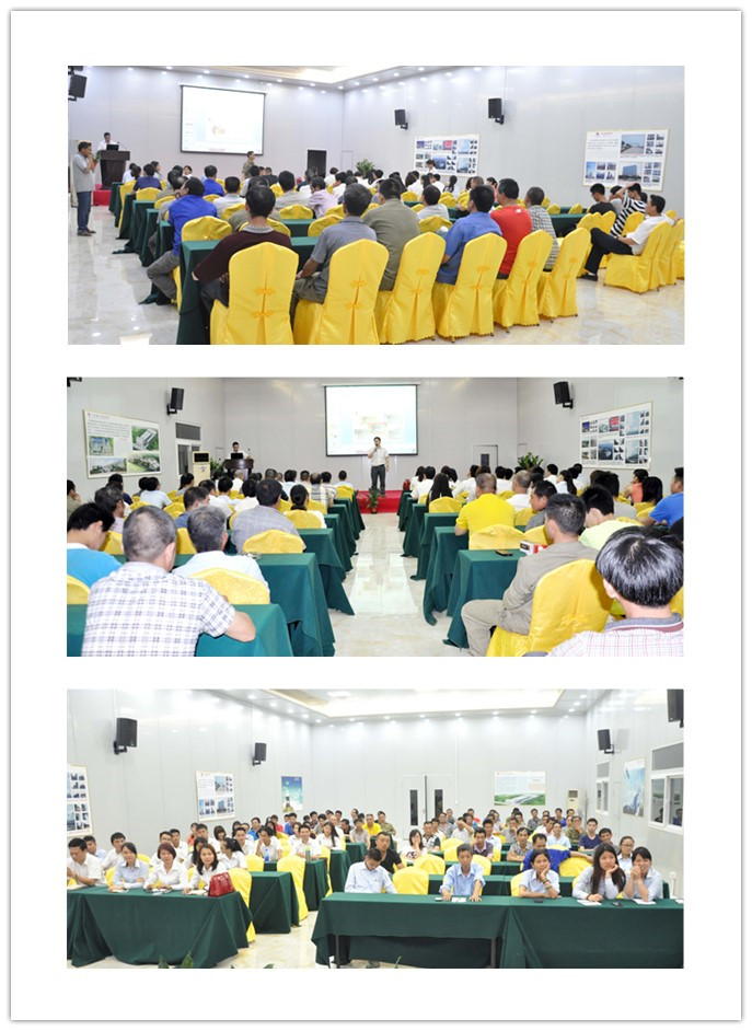 熱烈慶祝順大集團安全生產培訓活動 圓滿成功