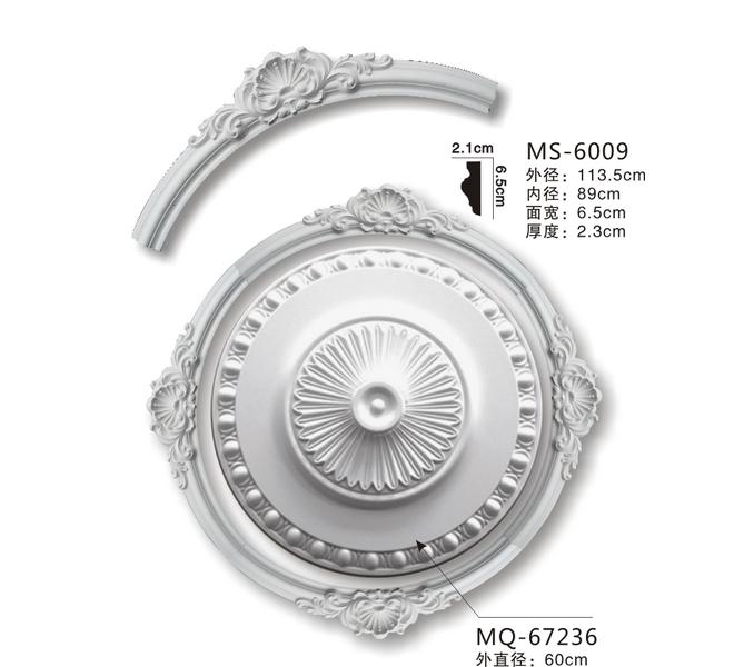 MS6009 及MQ67236灯盘组合