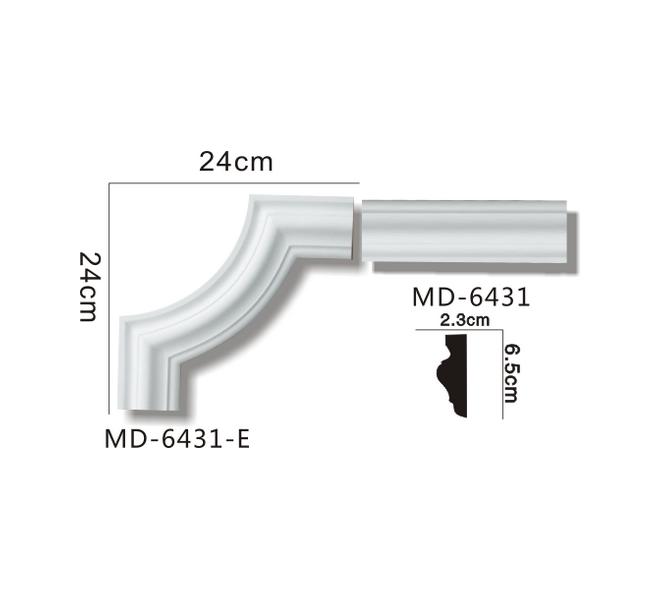 MD-6431 E
