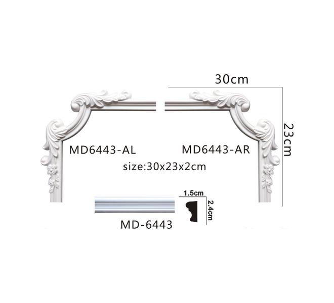 MD-6443+6443AL+6443AR