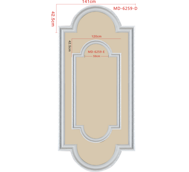 MD-6259  6259D+E組合