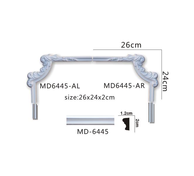 MD-6445+6445AL+6445AR