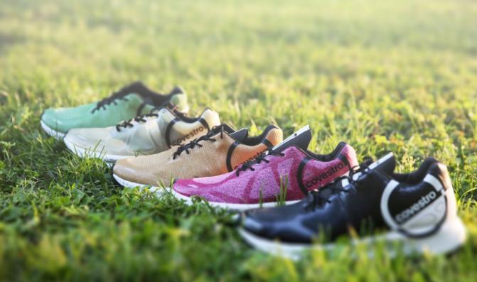 TPU制造的可回收运动鞋兼顾时髦和功能性
