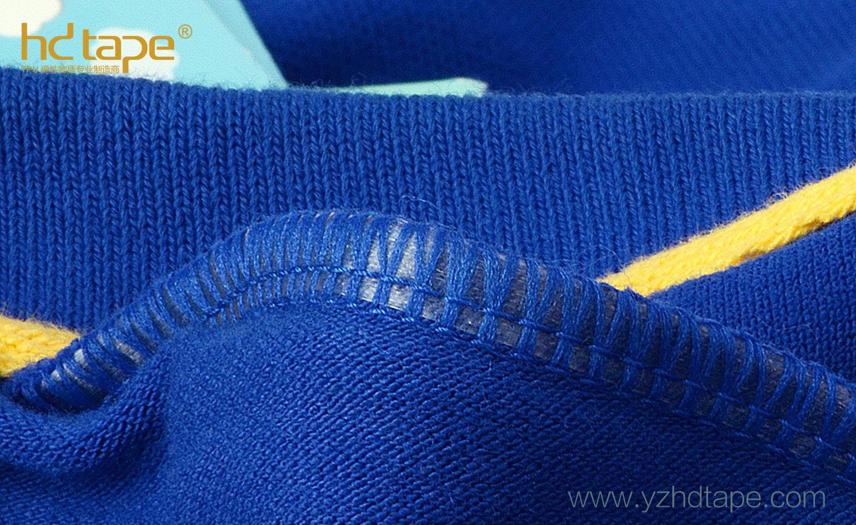 TPU包边带应用于服装的优势是什么?