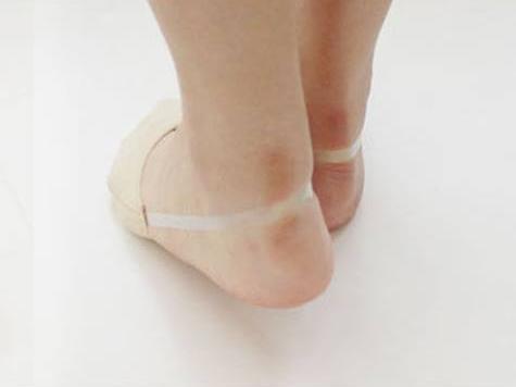TPU隐形船袜胶带